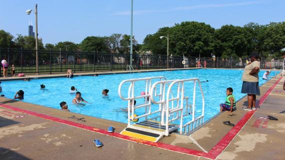 Dvorak park pool chicago park district - River park swimming pool schedule ...