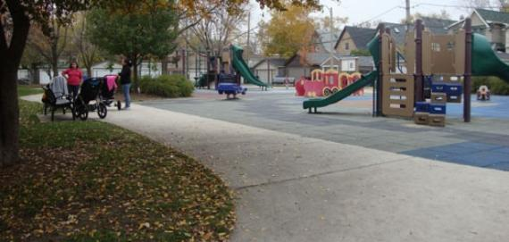 Ehrler Park Playground