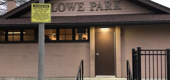 Lowe Park Field House