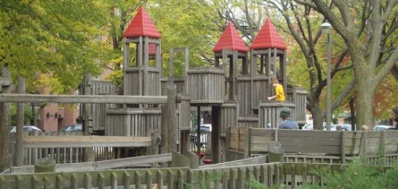 Oz Park Playground
