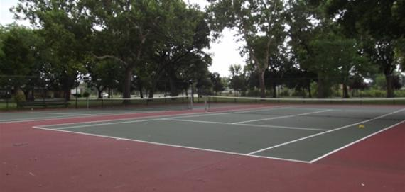 Euclid Park Tennis Courts