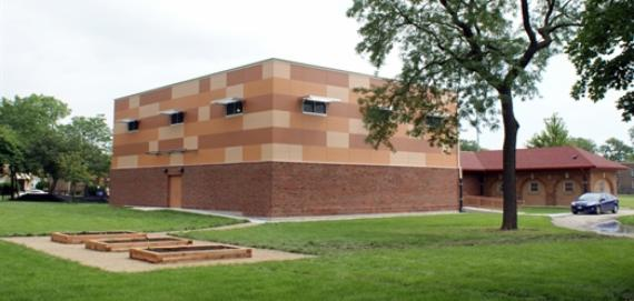Moore Park's new gymnasium addition