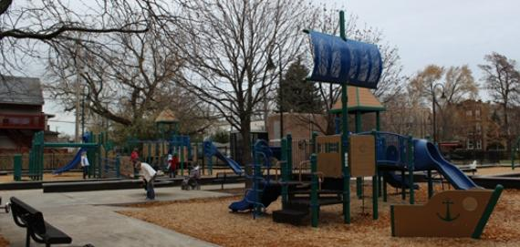 Unity Park Playgrounds