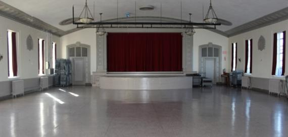 Check out our awesome auditorium