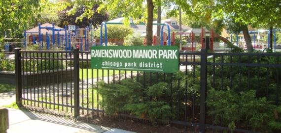Welcome to Ravenswood Manor Park