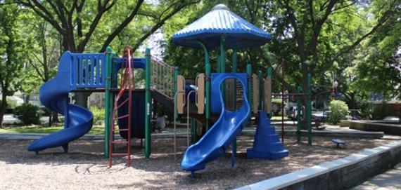 Such a nice park!