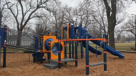 Oriole Playground - NW