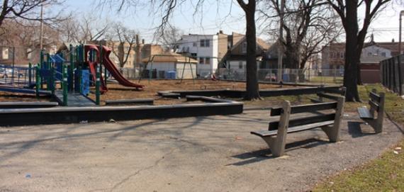 Ohio & Harding Park Playground