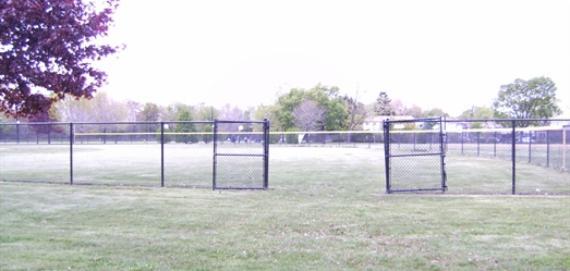 Gately Park Baseball Field