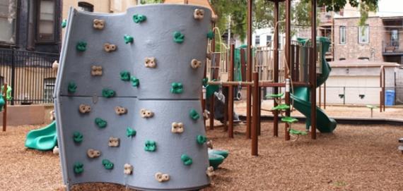 Birch Playlot Park