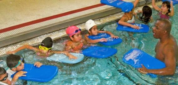 Blackhawk Park - Indoor Pool Swim Lessons