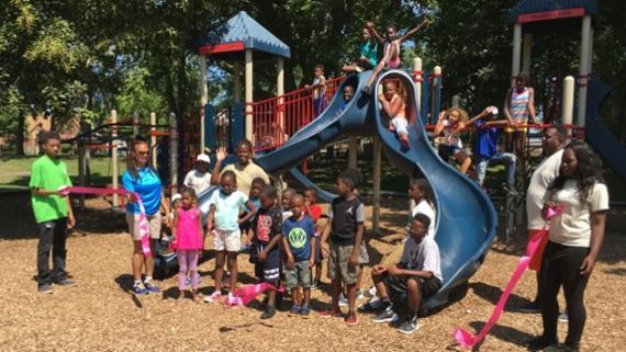 Trumbull Playground