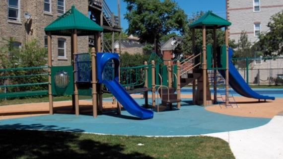 Broncho Billy Playground