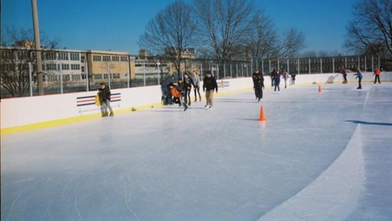 Wentworth Ice Rink