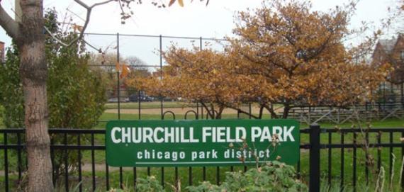 Churchill Park.