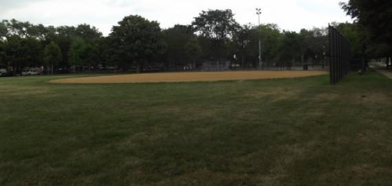 Euclid Park Field