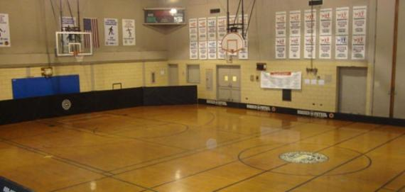 Hiawatha Park Gymnasium