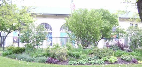 Bessemer Park Fieldhouse