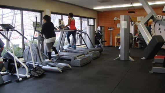Gill Fitness Center