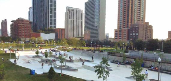 Skate Park at Grant Park