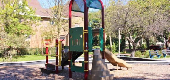 Gwendolyn Brooks Park Playground