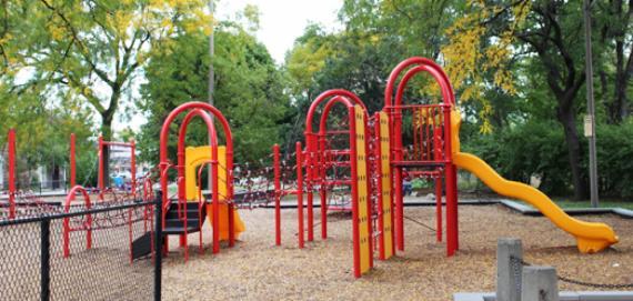 Horan Park Playground