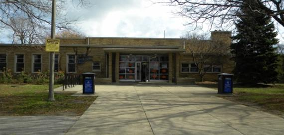 Jackson Park Fieldhouse