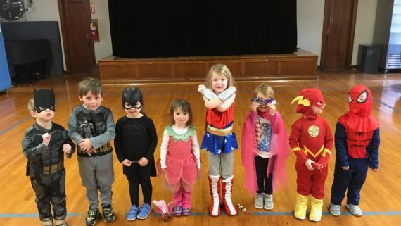Science of Superheroes!