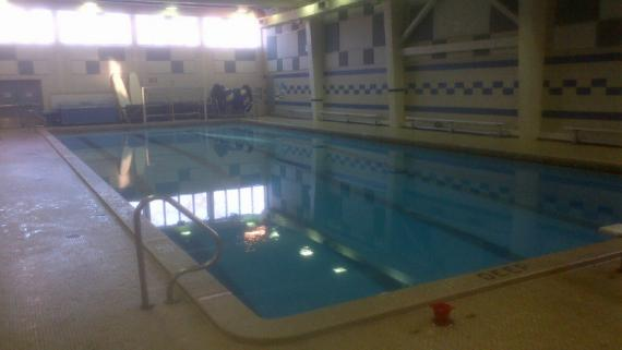 Mather High School Pool Chicago Park District