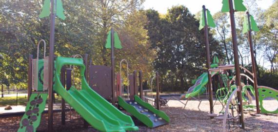 Metcalfe Park Playground