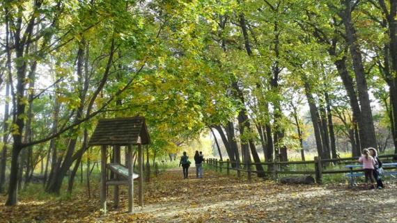 North Park Village Nature Path