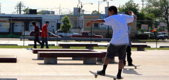 Piotrowski skate park