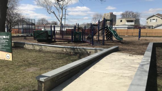 Rainey Park Playground