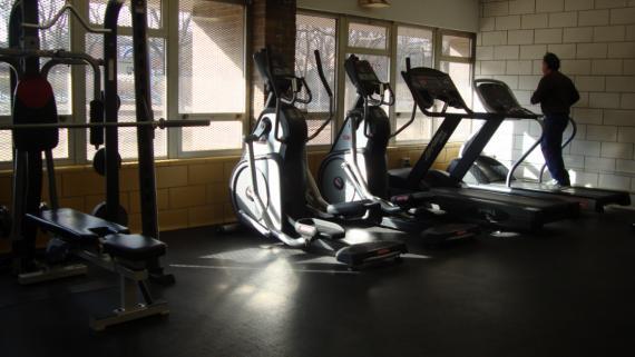 Pottawattomie Fitness Center