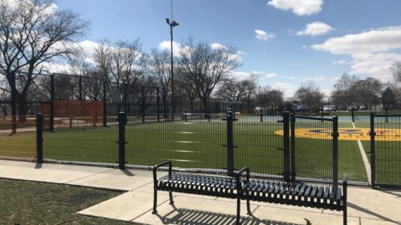 Rainey Park Football/Soccer Field