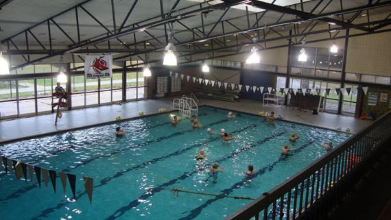 Shabbona Pool Chicago Park District