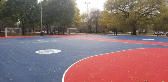 Fire Pitch Courts