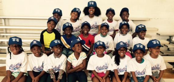 Cubs Care Baseball at Taylor