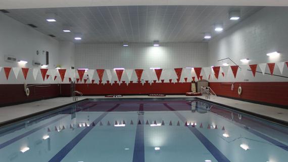 Uplift High School Pool