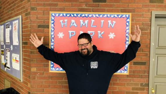 Welcome to Hamlin Park!
