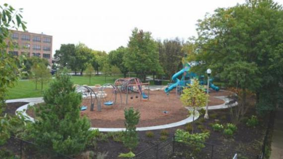 new Walsh Playground!