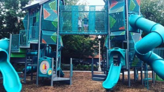 Walsh Park Playground