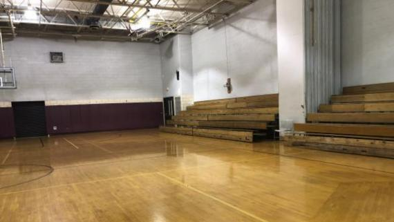 Gym at Pottawattomie Park